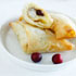 Chicken, Cranberry and Brie Phyllo Parcels