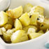 Roast Potatoes with Oregano and Feta