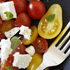 Heirloom Tomato and Feta Salad