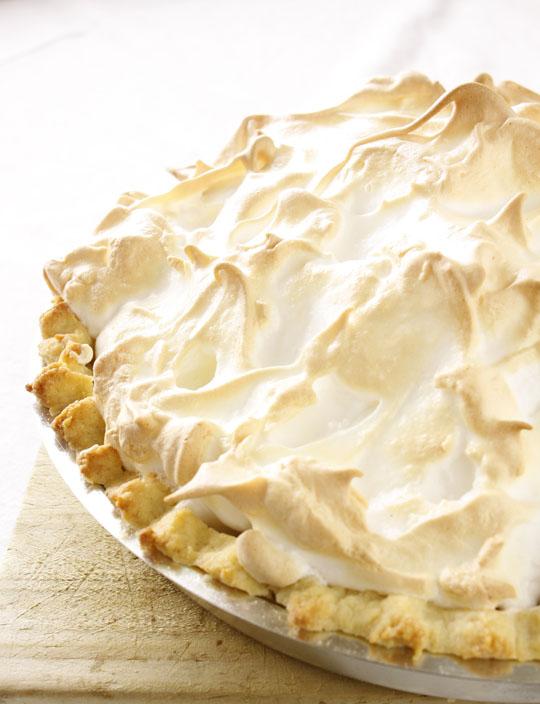 on Lemon and Meringue without including the Classic Lemon Meringue Pie ...