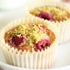 Pistachio and Berry Friands