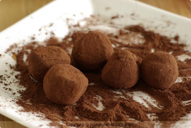 pretzels chocolate truffles chocolate truffles chocolate truffles ...