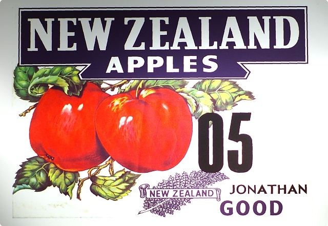 Jonathan Apple Postcard