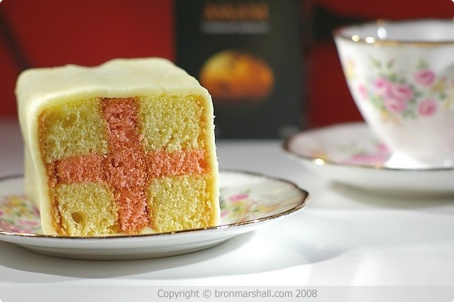 St George Day Battenberg